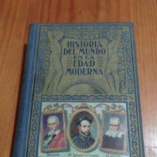 Libros de segunda mano: IS-125 HISTORIA DEL MUNDO EN LA EDAD MODERNA TOMO2 TAPA DURA 863 PAG. MEDIDAS 21X16 BUEN ESTADO. Lote 295874088
