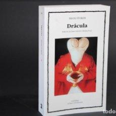 Libros de segunda mano: DRACULA / BRAM STOKER / CATEDRA. Lote 295915323