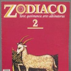 Libros de segunda mano: ZODIACO, TAROT, QUIROMANCIA, ARTES ADIVINATORIAS. 2. Lote 295952068