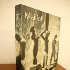 Libros de segunda mano: MAILLOL. CATÀLEG EXPOSICIÓ CAIXA DE CATALUNYA 2009-2010. MOLT BON ESTAT.. Lote 295986128