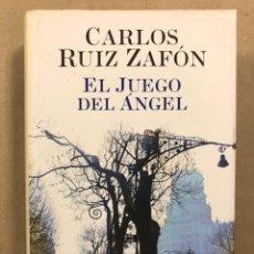 Libros de segunda mano: EL JUEGO DEL ÁNGEL. CARLOS RUIZ ZAFÓN. EDITORIAL PLANETA 2008 (1ª EDICIÓN).. Lote 295987313