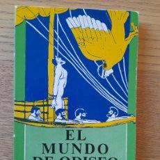 Libros de segunda mano: MITOLOGIA. EL MUNDO DE ODISEO, M.I. FINLEY, ED. FONDO DE CULTURA ECONÓMICA, 1980. Lote 295990558