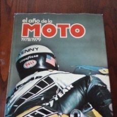 Libros de segunda mano: EL AÑO DE LA MOTO.TOMO IV.1978/1979.. Lote 296620948