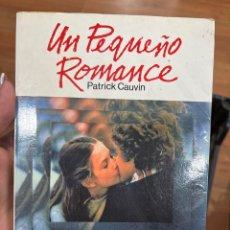 Libros de segunda mano: UN PEQUEÑO ROMANCE. Lote 296685973
