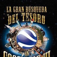 Libros de segunda mano: LA GRAN BÚSQUEDA DEL TESORO EN GOOGLE EARTH - CARLTON BOOKS. Lote 297082778