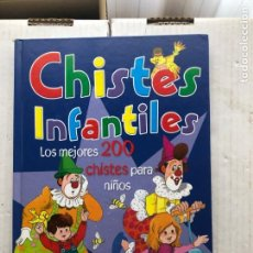 Libros de segunda mano: CHISTES INFANTILES LOS MEJORES 200 PARA NIÑOS SUSAETA LIBRO KREATEN. Lote 297092938