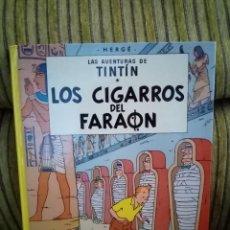 Libros de segunda mano: LOS CIGARROS DEL FARAÓN. Lote 297259303