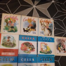 Libros de segunda mano: ELENA FORTUN LOTE. Lote 297259468