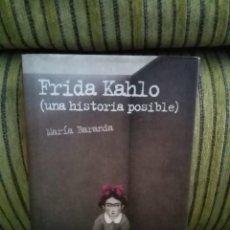 Libros de segunda mano: FRIDA KAHLO. Lote 297262898