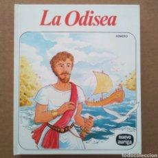 Libros de segunda mano: LA ODISEA, POR HOMERO (NUEVO AURIGA, 1987). ILUSTRACIONES DE VICENTE SEGRELLES.. Lote 297264893