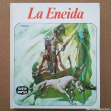 Libros de segunda mano: LA ENEIDA, POR VIRGILIO (NUEVO AURIGA, 1982). ILUSTRACIONES DE P.S. ALBERT.. Lote 297265078