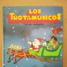 Libros de segunda mano: LOS TROTAMÚSICOS VOLUMEN V, POR CRUZ DELGADO (ANAYA, 1990).. Lote 297268293