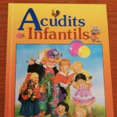 Libros de segunda mano: ACUDITS INFANTILS JUAN LÓPEZ RAMÓN. Lote 297272663