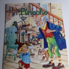 Libros de segunda mano: PINOCHO - COLECCIÓN ARLEQUÍN - SUSAETA EDICIONES. Lote 297282853