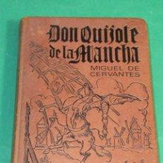 Libros de segunda mano: DON QUIJOTE DE LA MANCHA.MIGUEL DE CERVANTES. ALFREDO ORTELLS FERRIZ 1972.ILUSTRACIONES. 735 PÁGINAS. Lote 297347788