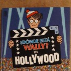 Libros de segunda mano: 1 LIBRO DE ** ¿DÓNDE ESTÁ WALLY? EN HOLLYWOOD ** MARTÍN HANDFORD - ED. B 1993 .. Lote 297385028