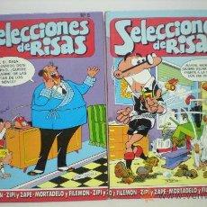 Libros de segunda mano: SELECIONES DE RISA. Lote 24471007
