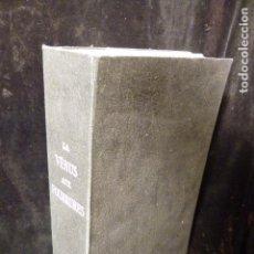 Libros: LES VENUS AUX FOURURES DE SHACER-MASOCH. Lote 104117251