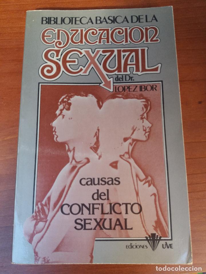 Libros: BIBLIOTECA BÁSICA DE LA EDUCACIÓN SEXUAL - POR EL DR. LÓPEZ IBOR - VER FOTOGRAFÍAS Y TEMAS - Foto 6 - 112163063