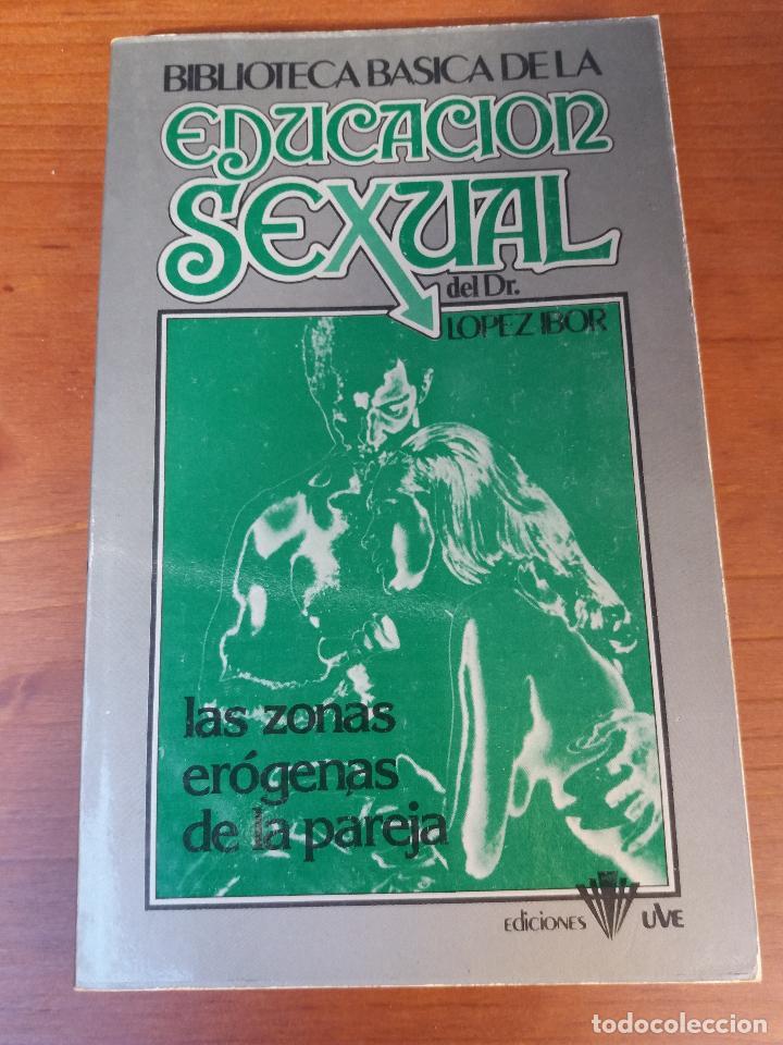Libros: BIBLIOTECA BÁSICA DE LA EDUCACIÓN SEXUAL - POR EL DR. LÓPEZ IBOR - VER FOTOGRAFÍAS Y TEMAS - Foto 8 - 112163063