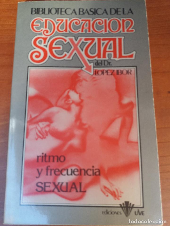 Libros: BIBLIOTECA BÁSICA DE LA EDUCACIÓN SEXUAL - POR EL DR. LÓPEZ IBOR - VER FOTOGRAFÍAS Y TEMAS - Foto 12 - 112163063