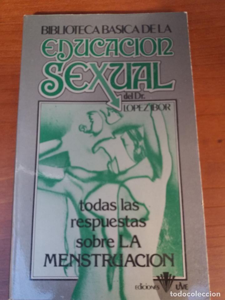 Libros: BIBLIOTECA BÁSICA DE LA EDUCACIÓN SEXUAL - POR EL DR. LÓPEZ IBOR - VER FOTOGRAFÍAS Y TEMAS - Foto 17 - 112163063