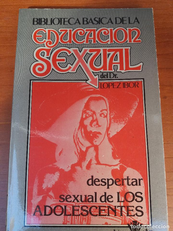 Libros: BIBLIOTECA BÁSICA DE LA EDUCACIÓN SEXUAL - POR EL DR. LÓPEZ IBOR - VER FOTOGRAFÍAS Y TEMAS - Foto 18 - 112163063