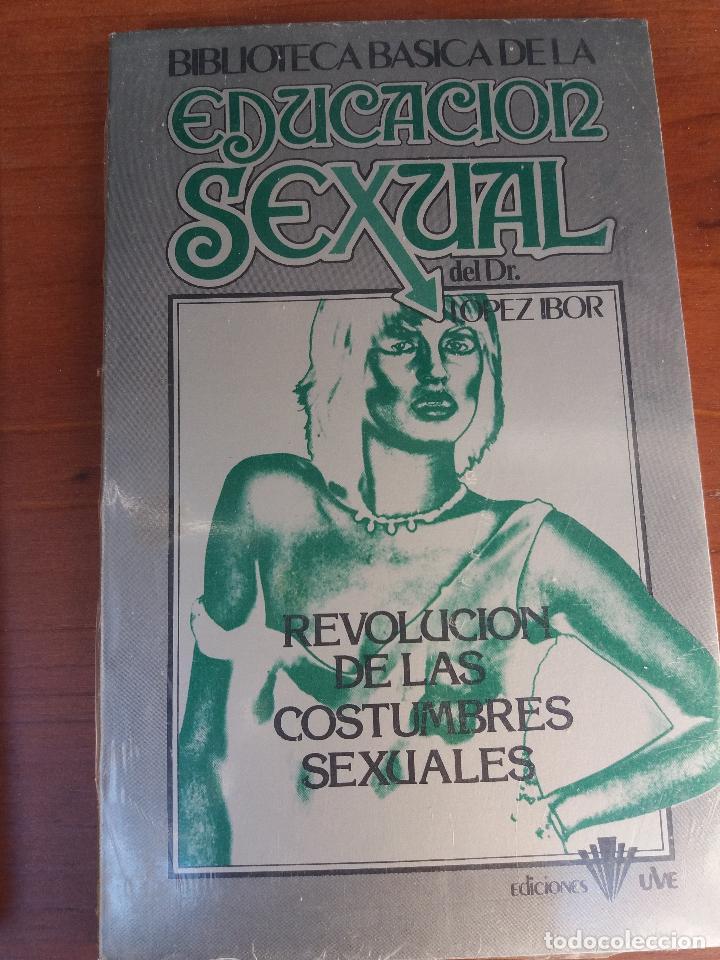 Libros: BIBLIOTECA BÁSICA DE LA EDUCACIÓN SEXUAL - POR EL DR. LÓPEZ IBOR - VER FOTOGRAFÍAS Y TEMAS - Foto 28 - 112163063