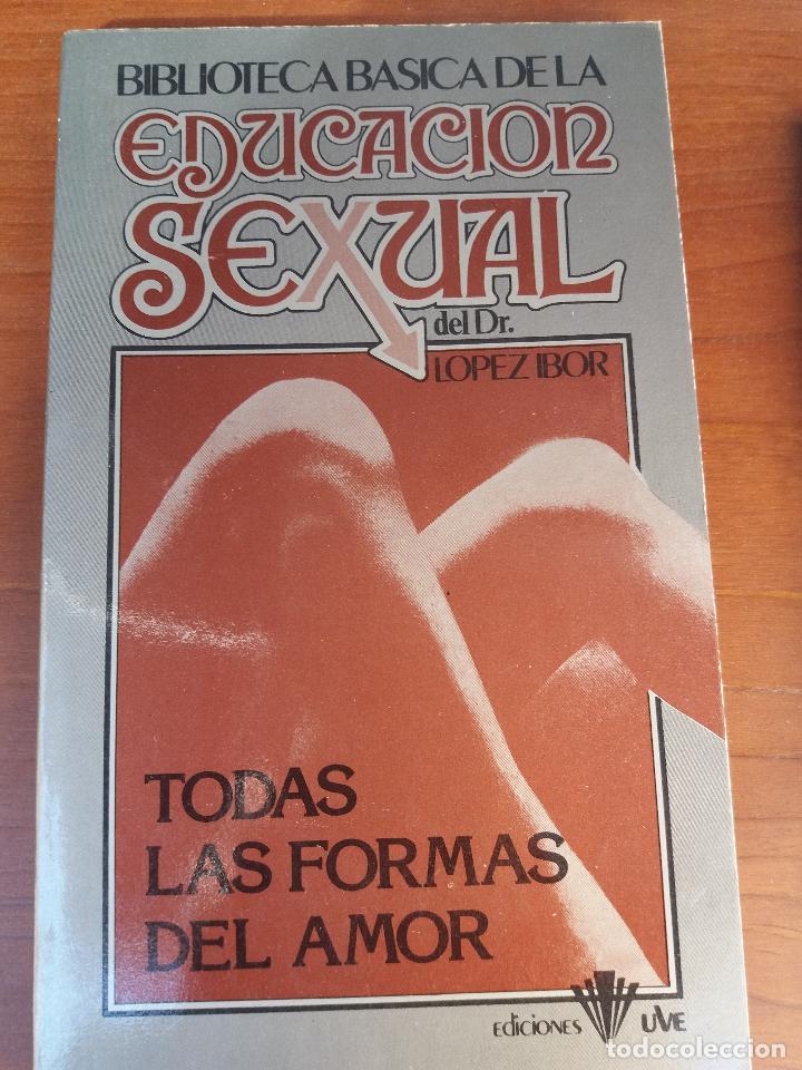 Libros: BIBLIOTECA BÁSICA DE LA EDUCACIÓN SEXUAL - POR EL DR. LÓPEZ IBOR - VER FOTOGRAFÍAS Y TEMAS - Foto 31 - 112163063