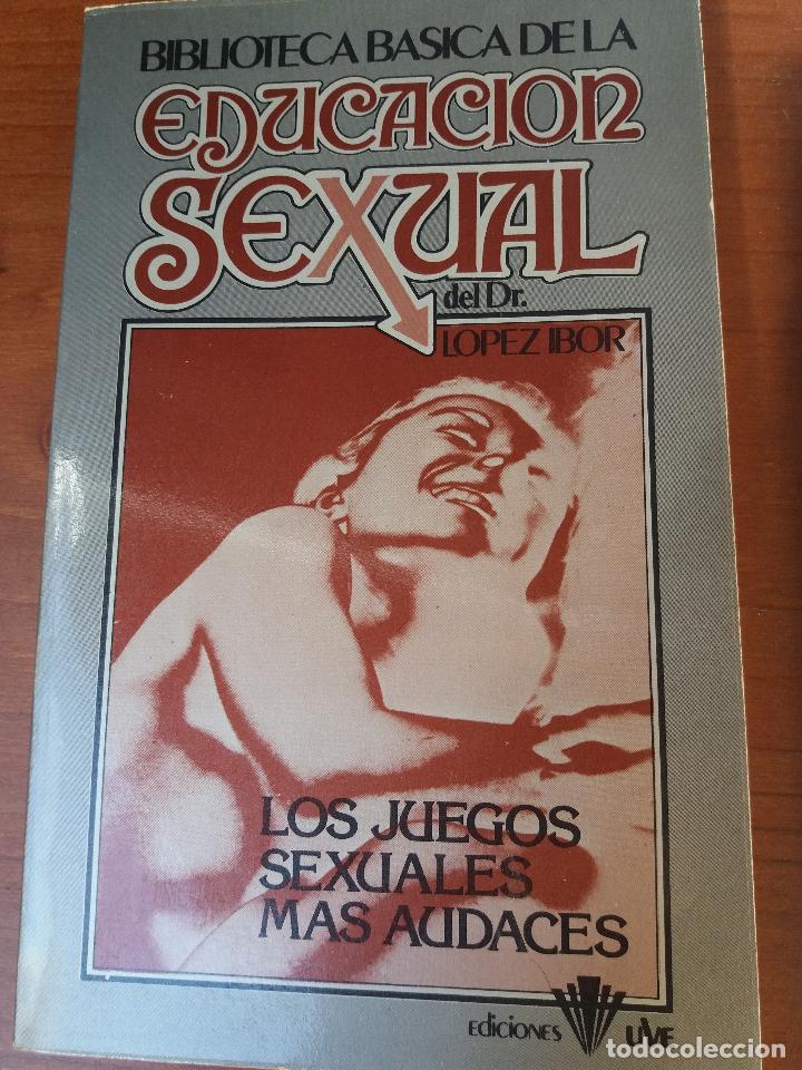 Libros: BIBLIOTECA BÁSICA DE LA EDUCACIÓN SEXUAL - POR EL DR. LÓPEZ IBOR - VER FOTOGRAFÍAS Y TEMAS - Foto 36 - 112163063