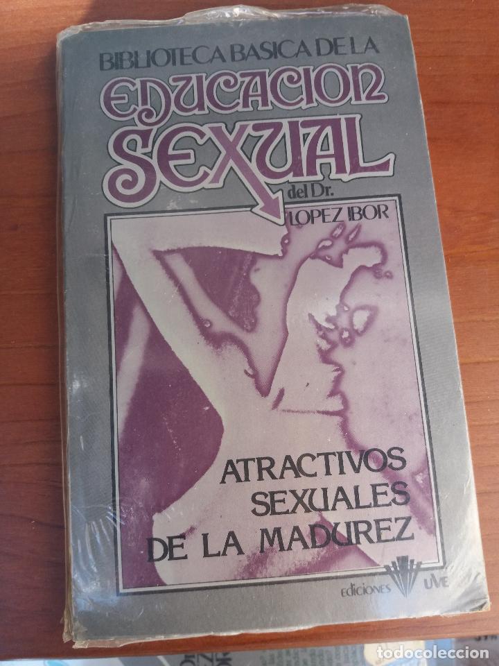 Libros: BIBLIOTECA BÁSICA DE LA EDUCACIÓN SEXUAL - POR EL DR. LÓPEZ IBOR - VER FOTOGRAFÍAS Y TEMAS - Foto 40 - 112163063
