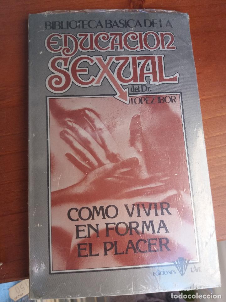 Libros: BIBLIOTECA BÁSICA DE LA EDUCACIÓN SEXUAL - POR EL DR. LÓPEZ IBOR - VER FOTOGRAFÍAS Y TEMAS - Foto 41 - 112163063