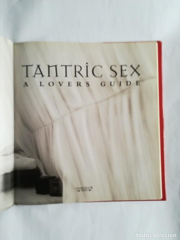 Libros: Tantric sex, a lover´s guide, en inglés, 1997. Sexo tántrico, un guía para los aficionados - Foto 4 - 117945571
