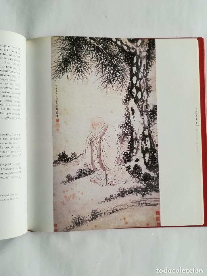 Libros: Tantric sex, a lover´s guide, en inglés, 1997. Sexo tántrico, un guía para los aficionados - Foto 5 - 117945571