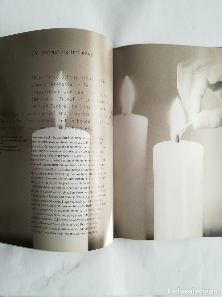 Libros: Tantric sex, a lover´s guide, en inglés, 1997. Sexo tántrico, un guía para los aficionados - Foto 7 - 117945571