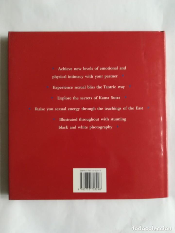 Libros: Tantric sex, a lover´s guide, en inglés, 1997. Sexo tántrico, un guía para los aficionados - Foto 10 - 117945571