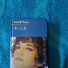 Libros: YO PUTA LIBRO. Lote 119600094