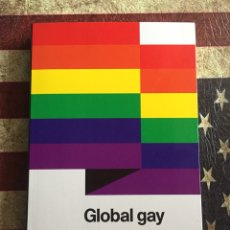 Livres: GLOBAL GAY. Lote 140563726