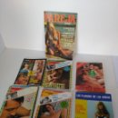 Libros: LOTE DE NOVELAS ERÓTICAS 1978. Lote 150689042