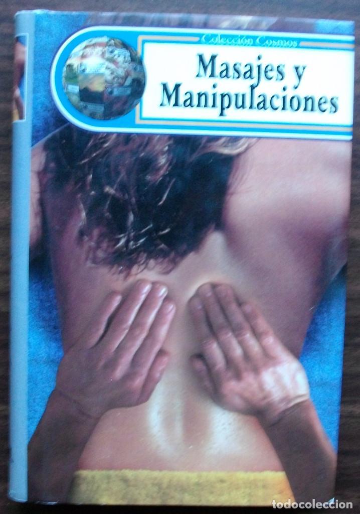 MASAJES Y MANIPULACIONES. ROBERTO CARLOS RODRIGUEZ (Libros Nuevos - Humanidades - Sexualidad)