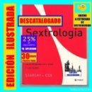 Libros: SEXTROLOGÍA - LA ASTROLOGÍA DEL SEXO Y DE LOS SEXOS - STARSKY + COX - RBA - NUEVO DE DISTRIBUIDOR. Lote 155807234