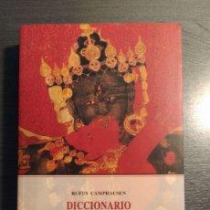 Libros: DICCIONARIO DE LA SEXUALIDAD SAGRADA . RUFUS CAMPHAUSEN. EDITORIAL ALEJANDRÍA. Lote 177052948