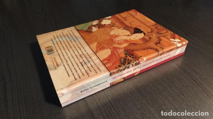Libros: Diccionario de la sexualidad sagrada . Rufus Camphausen. Editorial Alejandría - Foto 2 - 177052948