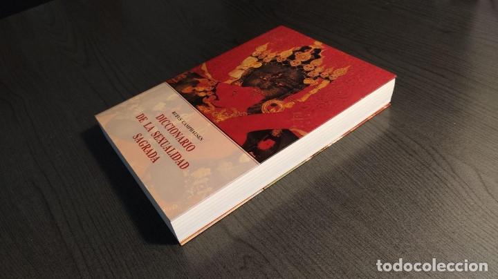 Libros: Diccionario de la sexualidad sagrada . Rufus Camphausen. Editorial Alejandría - Foto 3 - 177052948