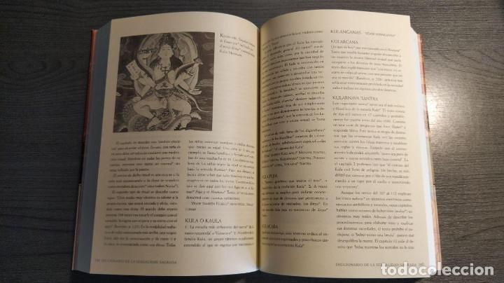 Libros: Diccionario de la sexualidad sagrada . Rufus Camphausen. Editorial Alejandría - Foto 4 - 177052948