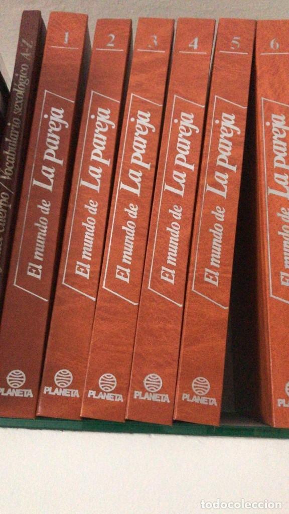 Libros: EL MUNDO DE LA PAREJA Y VOCABULARIO SEXOLOGICO (7 TOMOS) - Foto 2 - 178108155
