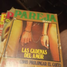 Libros: PAREJA 2000. Lote 178154038