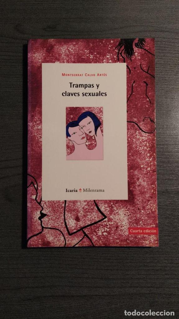 TRAMPAS Y CLAVES SEXUALES. MONTSERRAT CALVO. ICARIA (Libros Nuevos - Humanidades - Sexualidad)