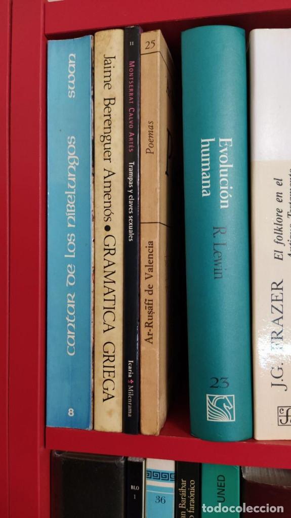 Libros: TRAMPAS Y CLAVES SEXUALES. MONTSERRAT CALVO. Icaria - Foto 7 - 178804560