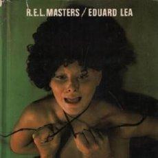 Libros: LITERATURA ERÓTICA. SEXUALIDAD CRIMINAL EN LA HISTORIA. POR R. MASTERS Y EDUARD LEA. Lote 178809856